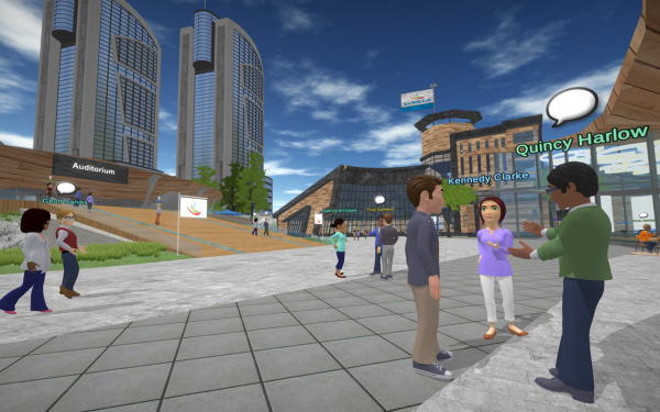 eco city virtual campus workshops